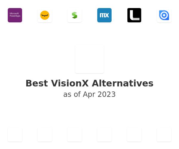 Best VisionX Alternatives