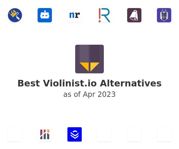 Best Violinist.io Alternatives