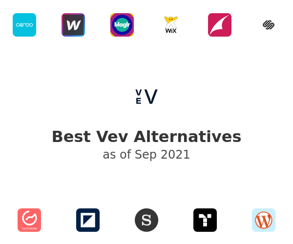 Best Vev Alternatives