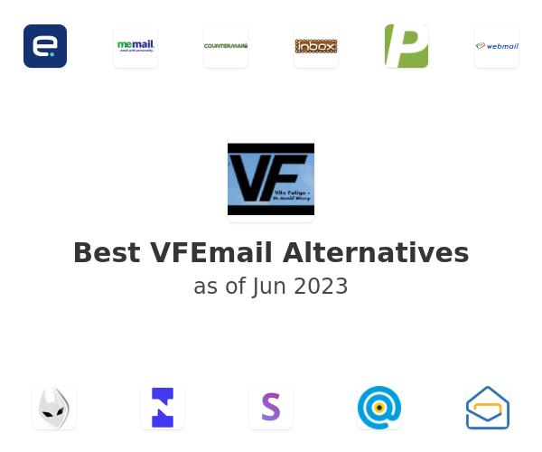 Best VFEmail Alternatives
