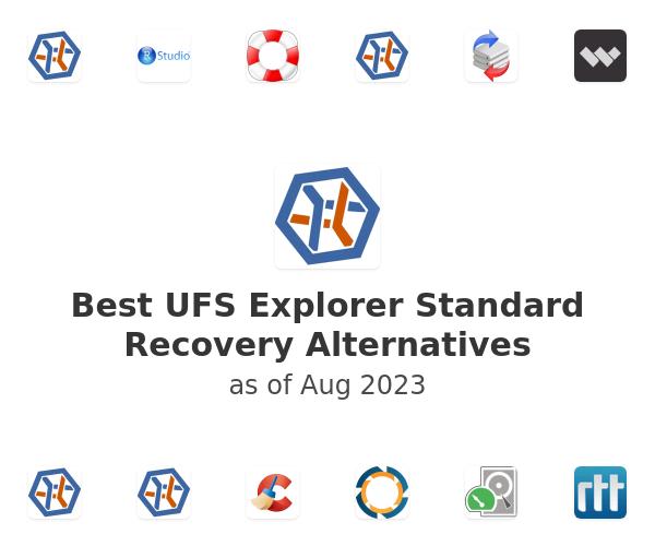 Best UFS Explorer Standard Recovery Alternatives