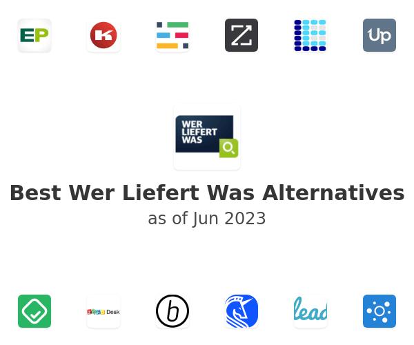 Best Wer Liefert Was Alternatives