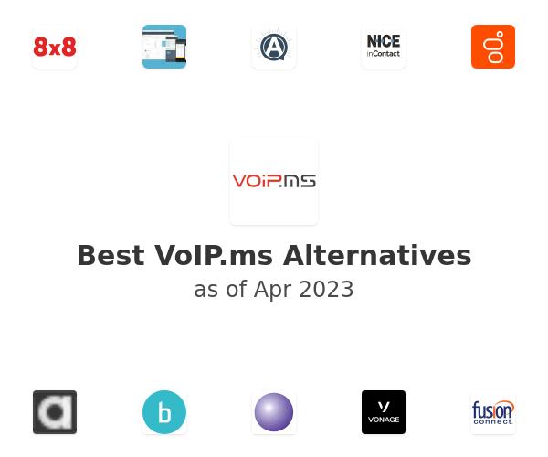 Best VoIP.ms Alternatives