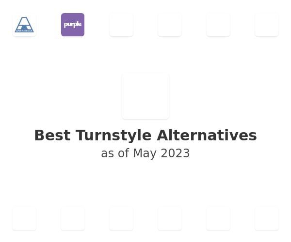 Best Turnstyle Alternatives