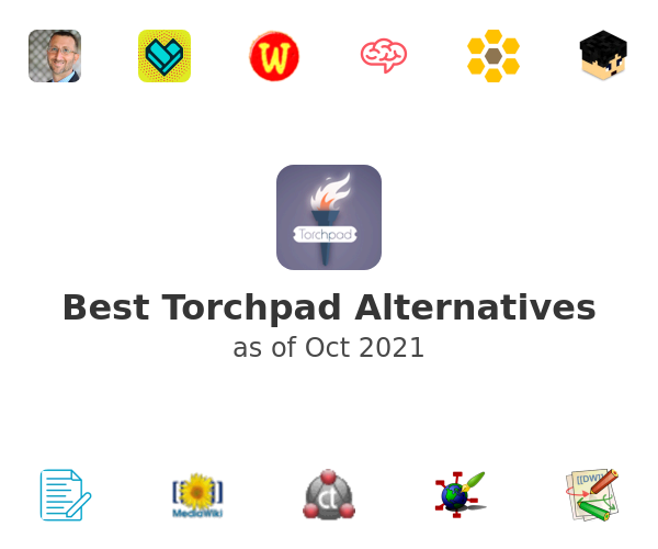 Best Torchpad Alternatives