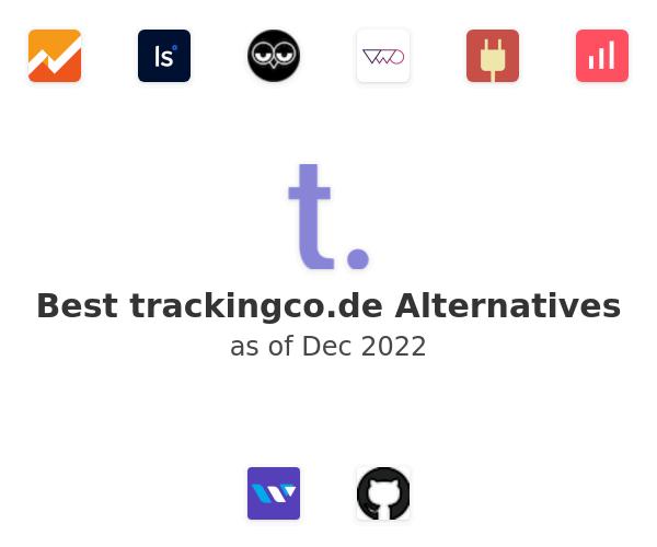 Best trackingco.de Alternatives