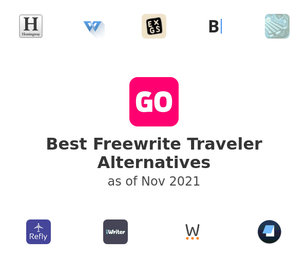 Best Freewrite Traveler Alternatives