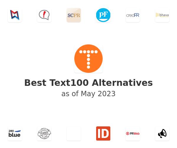 Best Text100 Alternatives