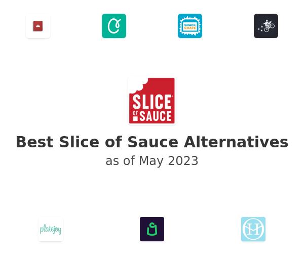 Best Slice of Sauce Alternatives