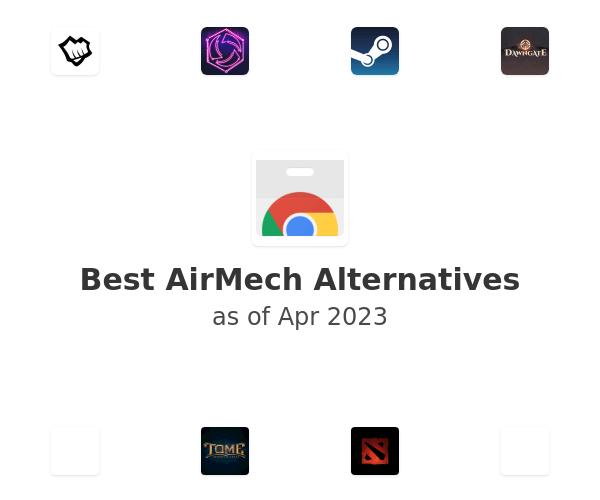 Best AirMech Alternatives