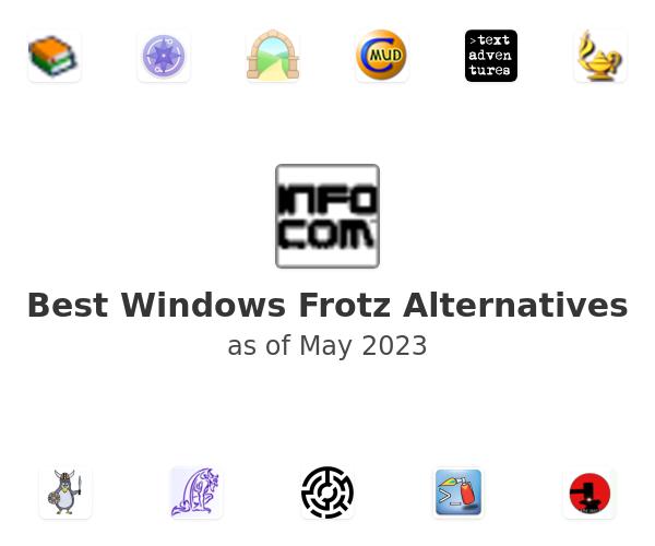 Best Windows Frotz Alternatives