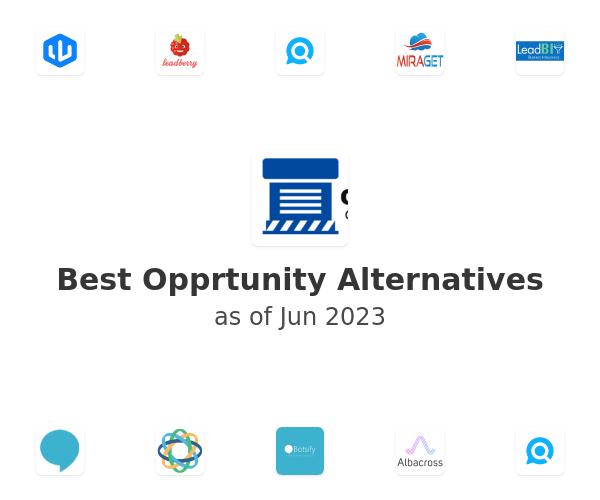 Best Opprtunity Alternatives