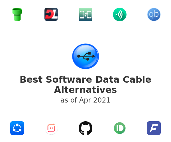 Best Software Data Cable Alternatives