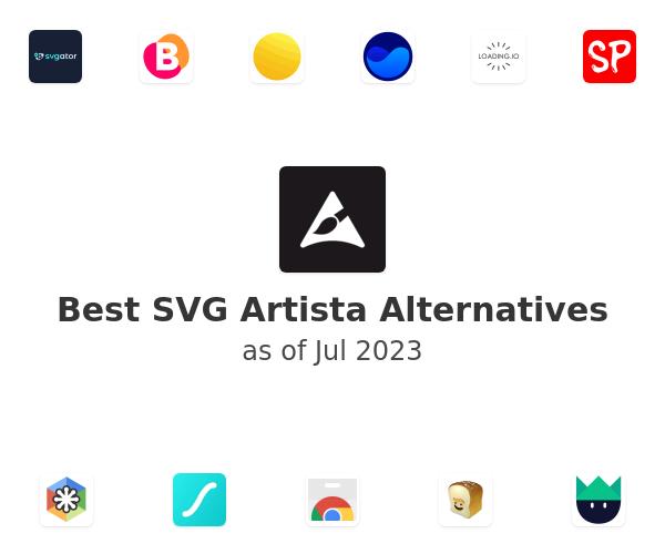 Best SVG Artista Alternatives