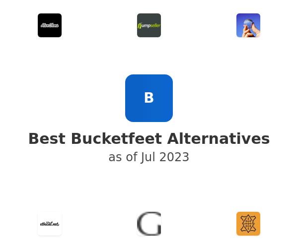 Best Bucketfeet Alternatives