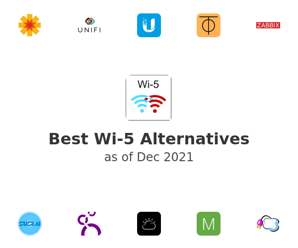 Best Wi-5 Alternatives