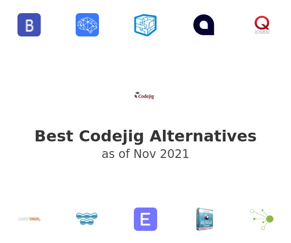 Best Codejig Alternatives