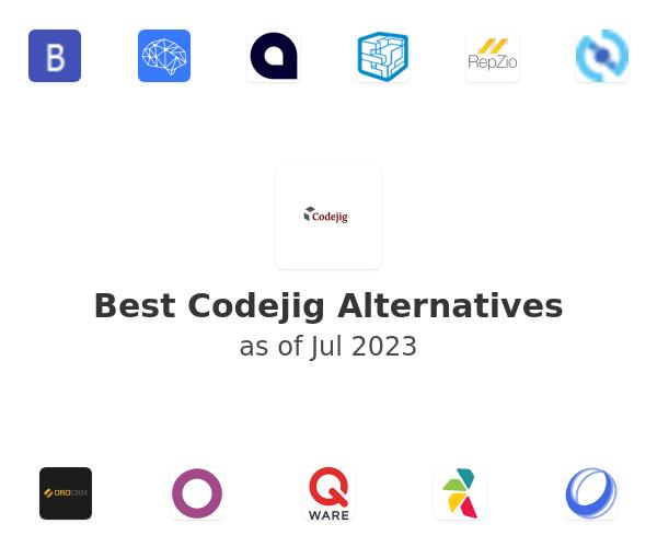 Best Codejig Alternatives