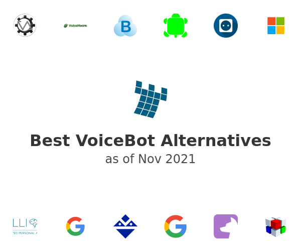Best VoiceBot Alternatives