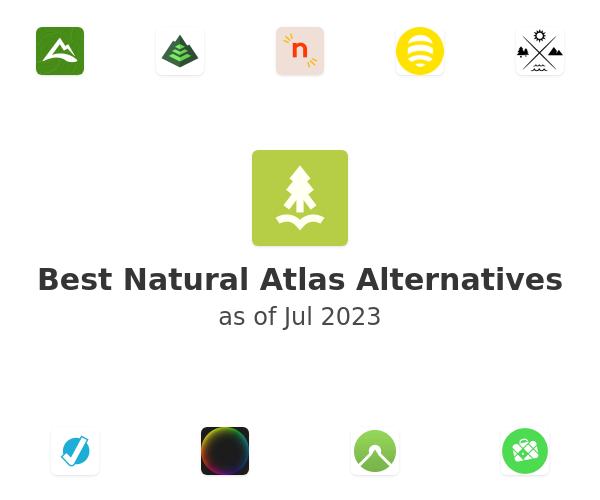 Best Natural Atlas Alternatives