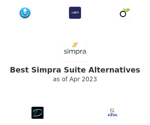 Best Simpra Suite Alternatives