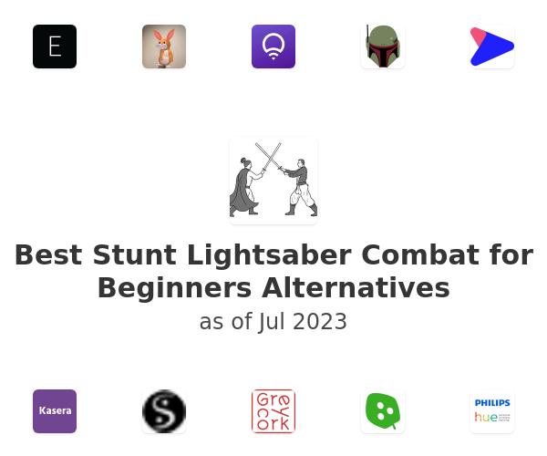 Best Stunt Lightsaber Combat for Beginners Alternatives