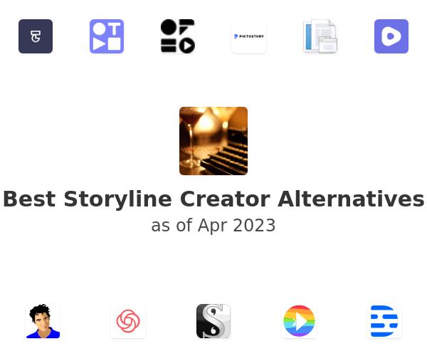 Best Storyline Creator Alternatives