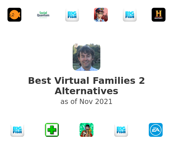 Best Virtual Families 2 Alternatives