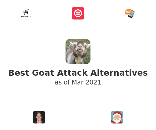 Best Goat Attack Alternatives