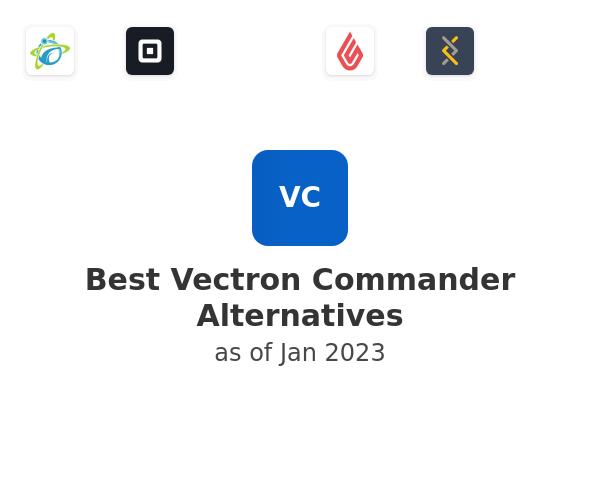 Best Vectron Commander Alternatives
