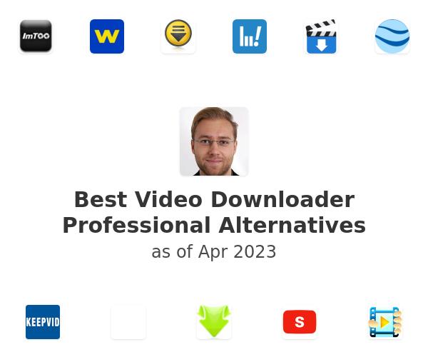 Best Video Downloader Professional Alternatives