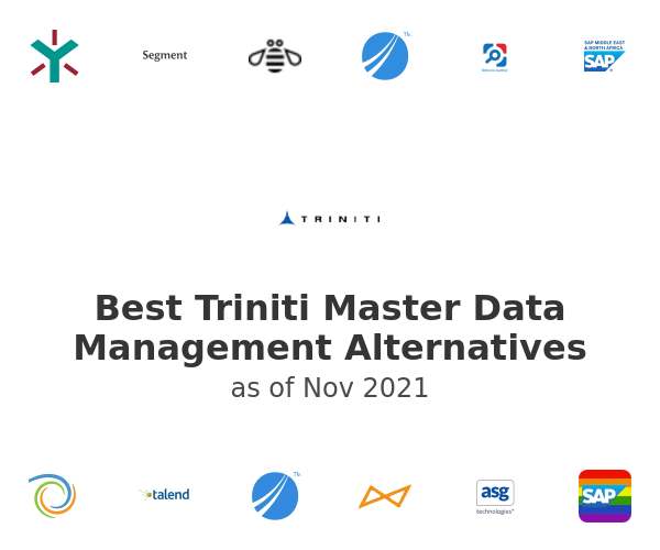 Best Triniti Master Data Management Alternatives