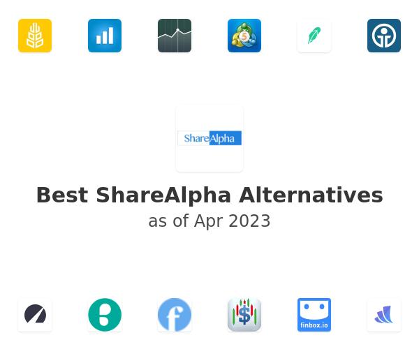Best ShareAlpha Alternatives