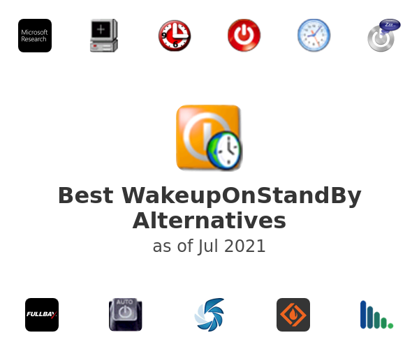 Best WakeupOnStandBy Alternatives