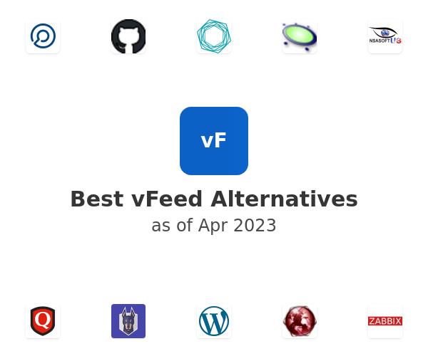 Best vFeed Alternatives