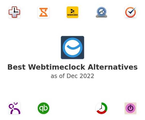 Best Webtimeclock Alternatives