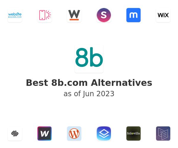Best 8b.com Alternatives