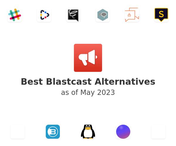 Best Blastcast Alternatives