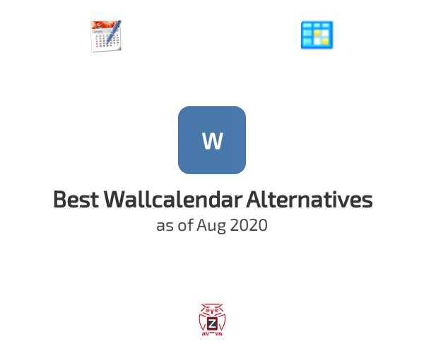 Best Wallcalendar Alternatives