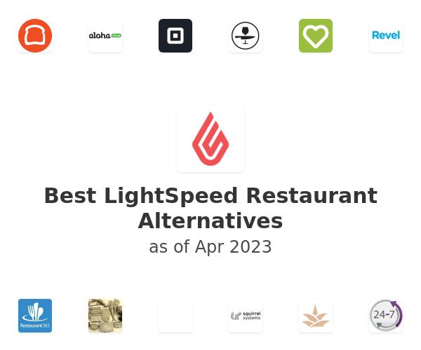 Best LightSpeed Restaurant Alternatives