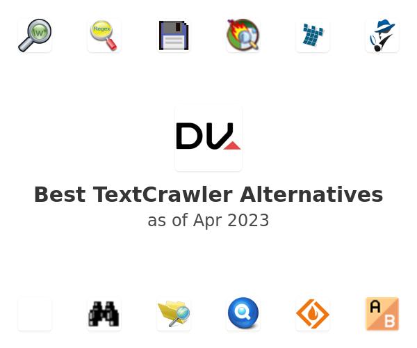 Best TextCrawler Alternatives