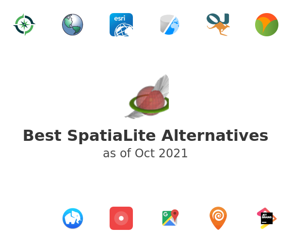Best SpatiaLite Alternatives
