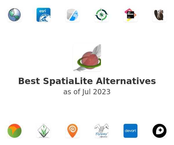 Best SpatiaLite Alternatives