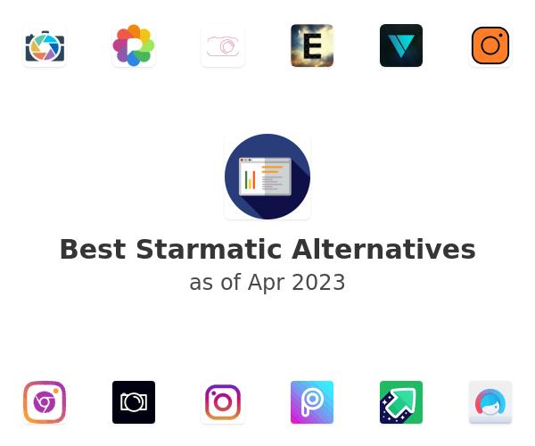 Best Starmatic Alternatives