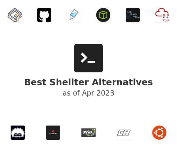 Best Shellter Alternatives