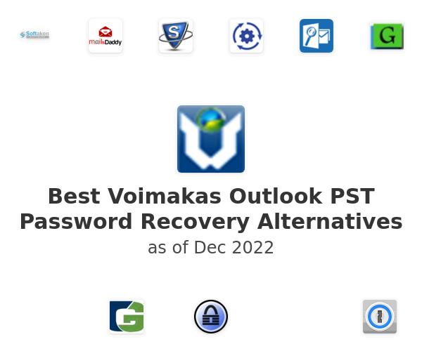 Best Voimakas Outlook PST Password Recovery Alternatives