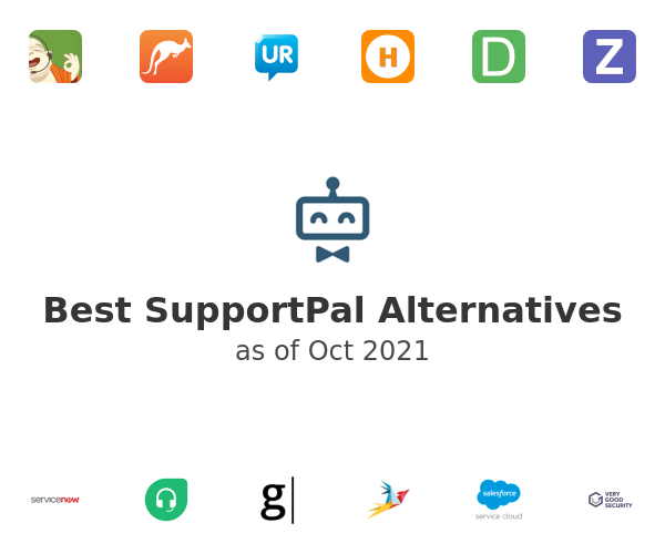 Best SupportPal Alternatives
