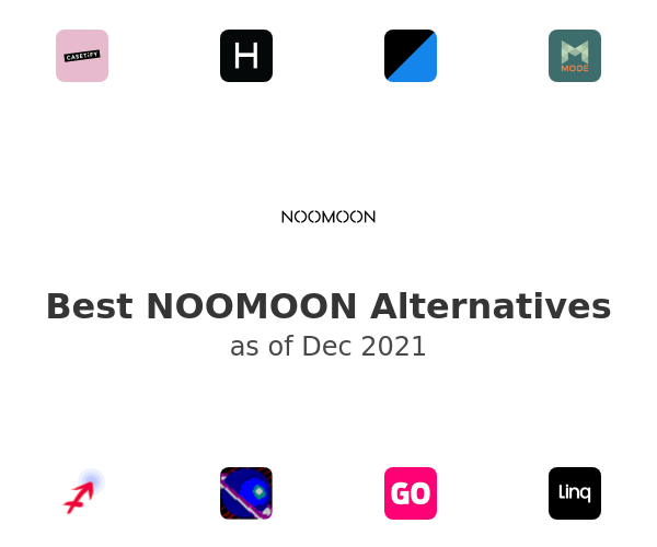 Best NOOMOON Alternatives