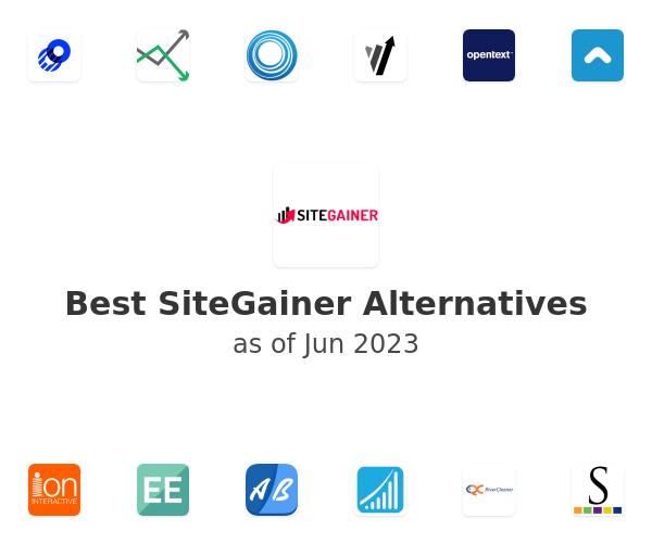 Best SiteGainer Alternatives