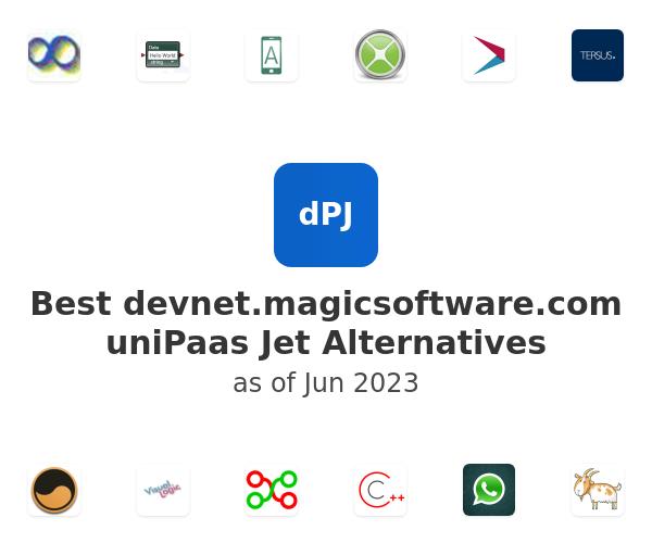 Best uniPaas Jet Alternatives